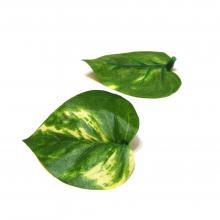 Листья небольшие для искусственных цветов
