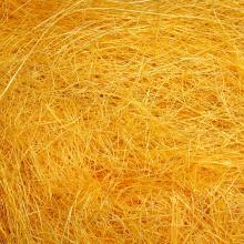 Сизаль желто-оранжевый