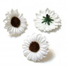 Ромашки белые маленькие латекс