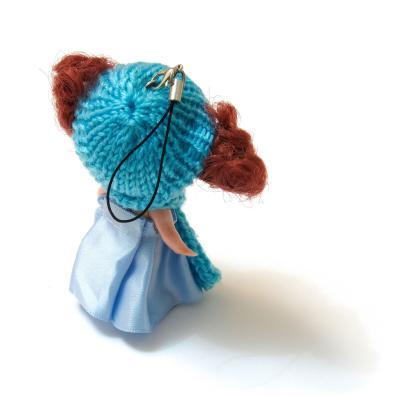 Мини куклы ручной работы