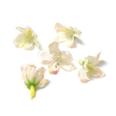Головки цветов маленькие