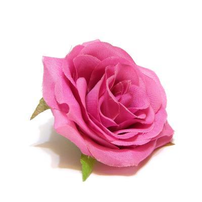 Головки розовых роз