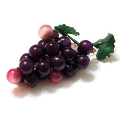 Виноград искусственный темный
