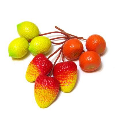 Набор фруктов для топиария