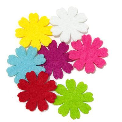 Войлочные цветочки купить