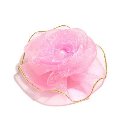 Розовые розы головки