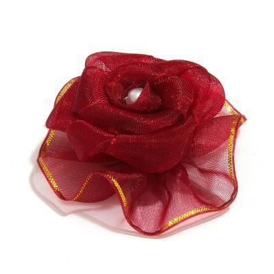 Головки бордовых роз