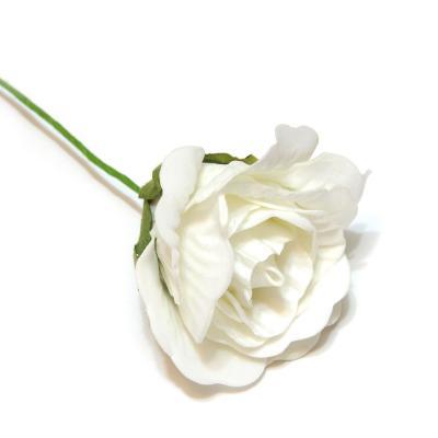 Розочка белая из латекса
