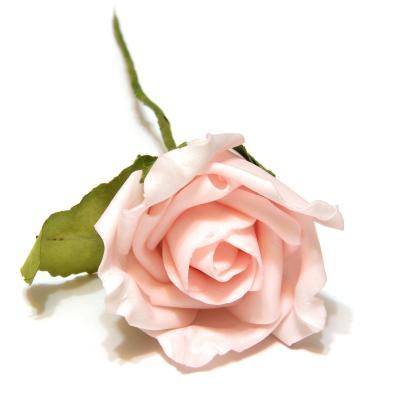 Розочки нежно-розовые
