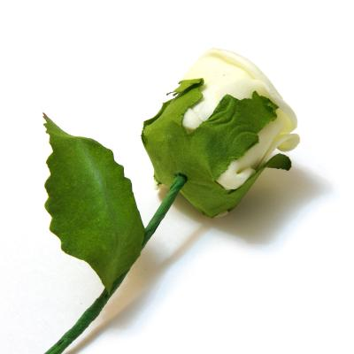 Головки роз из латекса