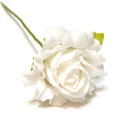 Белые розы для свадьбы