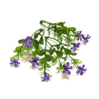 Веточки с цветочками