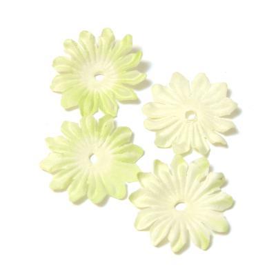Лепестки цветов маленькие